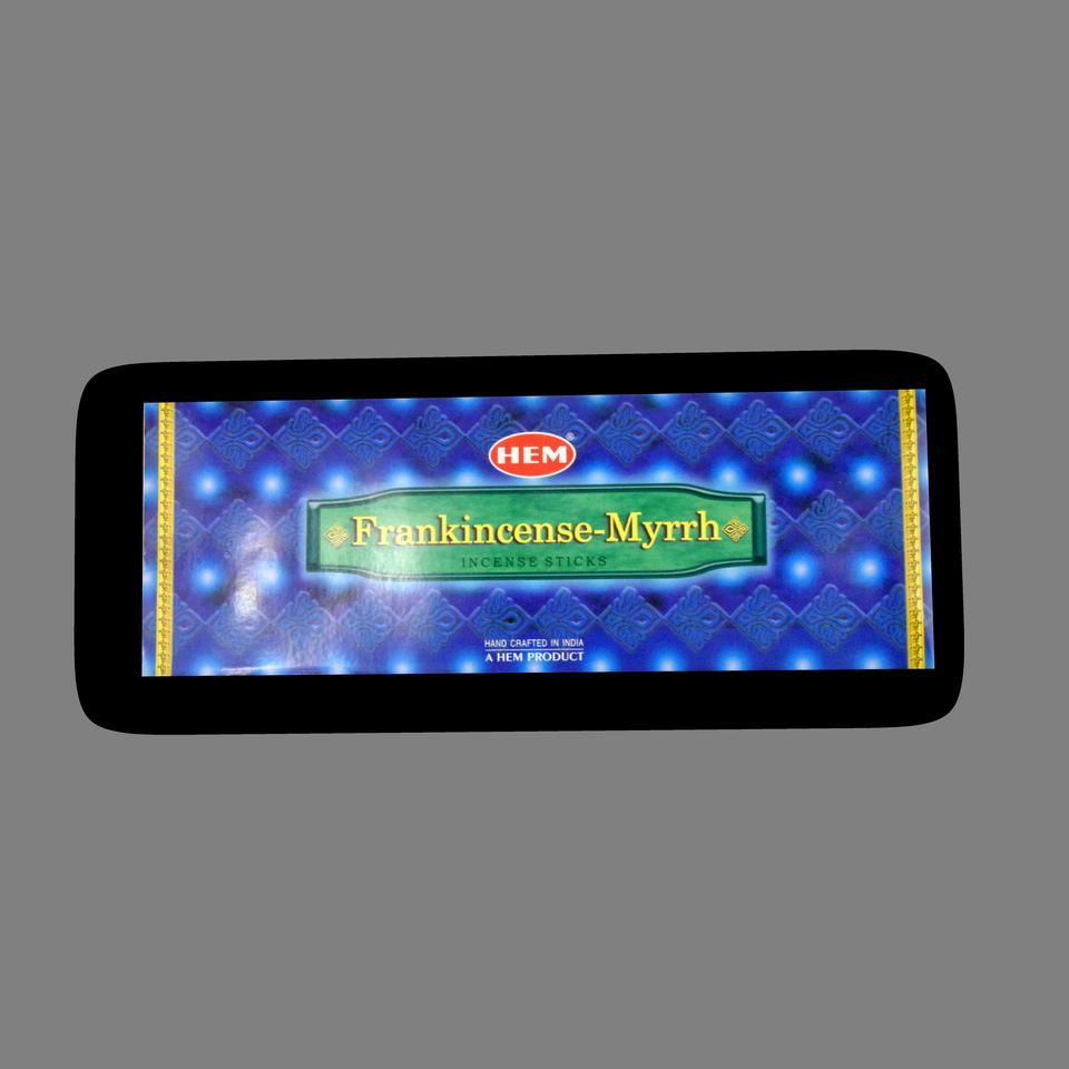HEM Frankincense-Myrrh Incense Sticks